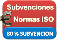 Subvenciones Normas ISO